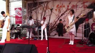 20131012蘇打綠台中簽唱會-說了再見以後