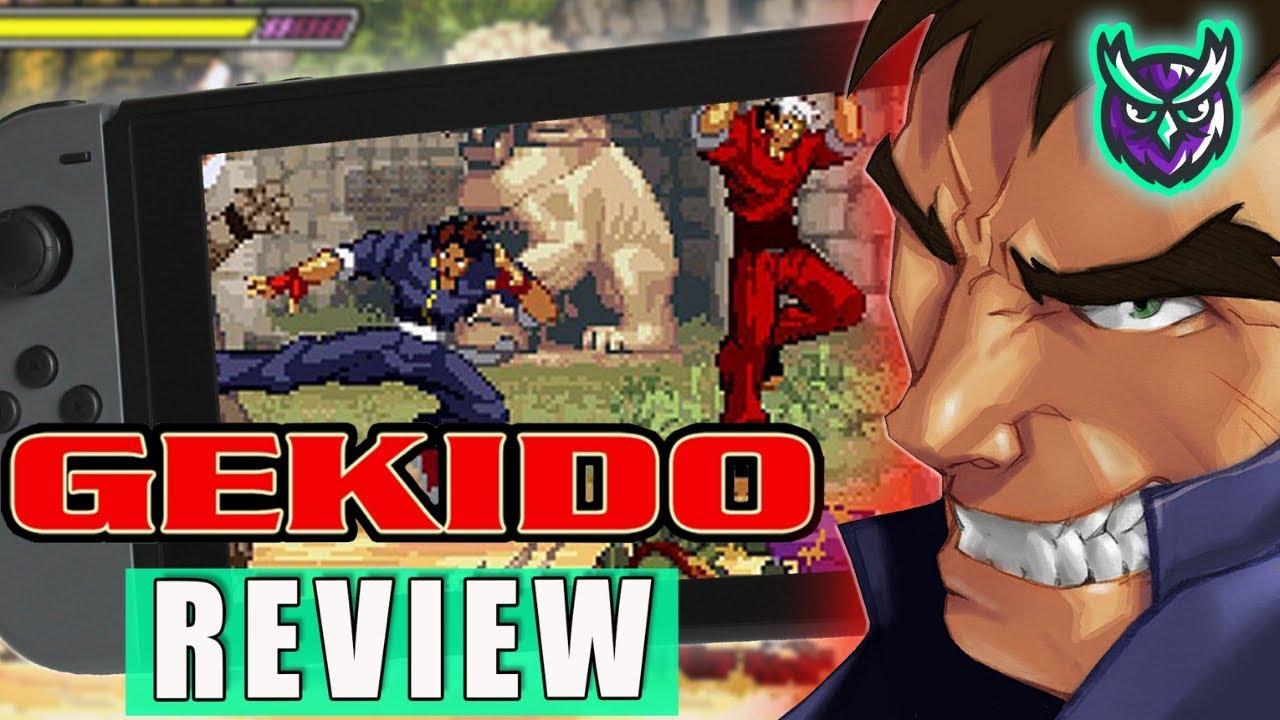 Gekido: Kintaro's Revenge Nintendo Switch Review (Video Game Video Review)