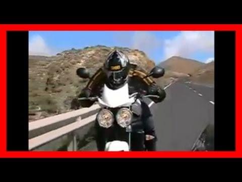 Triumph Speed Triple 1050 2008 test ride / Testbericht
