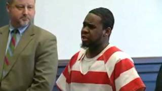 Accused Cop Killer Crying In Front Of The Judge! (Pleading For His Life)