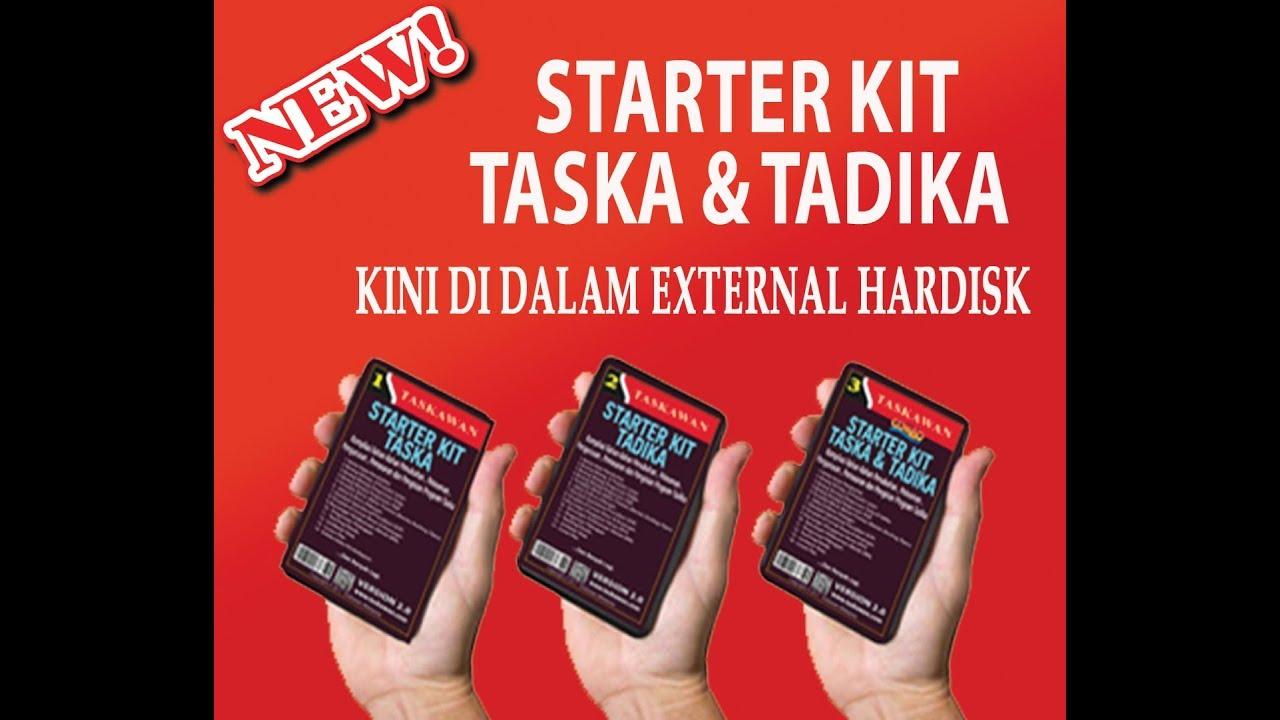 STARTER KIT TASKA DAN TADIKA - Pertama di Malaysia !! - YouTube d279ac88c8