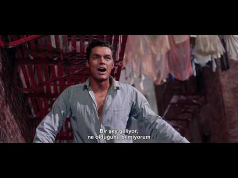 West Side Story (1961) - Something's Coming (Türkçe Altyazılı)