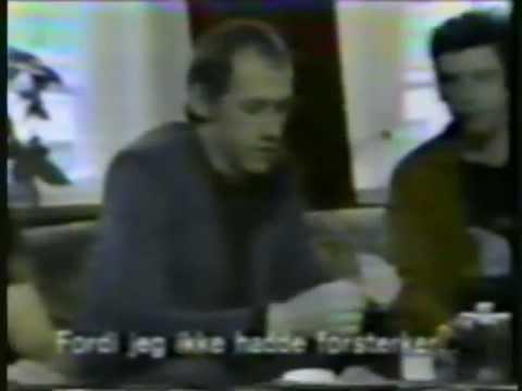 "Dire Straits - ""Interview"" Circa 1981"