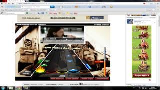 Guitar Flash FC  Foo Fighter   The Pretender  CAGADA