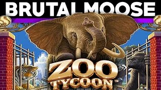 Zoo Tycoon - PC Game Review - brutalmoose