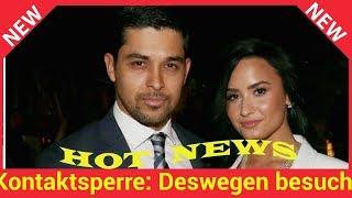 Kontaktsperre: Deswegen besucht Wilmer Demi nicht im Entzug!