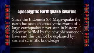 TONGA ISLAND Strong 5.8 EARTHQUAKE... May 12, 2012...SIGNS? END TIMES!