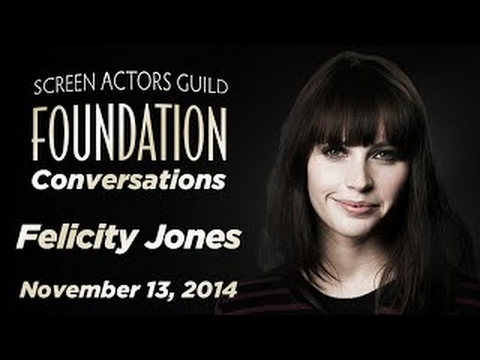 Conversations with Felicity Jones