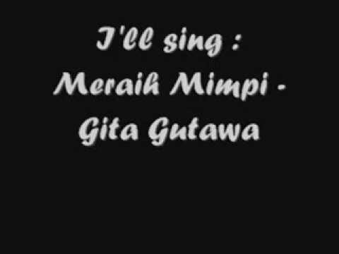 Soundtrack Meraih Mimpi sing by Angelina Setiani ft Gita Gutawa