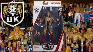 PETE DUNNE Elite 64 Action Figure Review - WWE Mattel World Exclusive