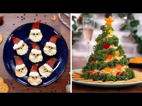 17 Delicious Christmas Snack Ideas