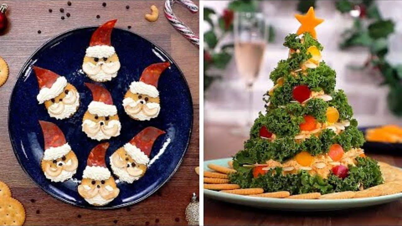 17 Delicious Christmas Snack Ideas Youtube