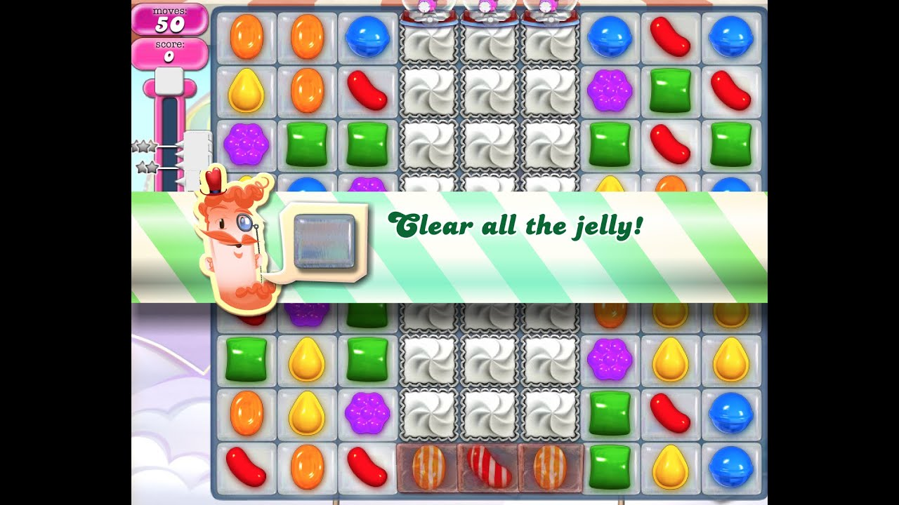 how to get through level 153 on candy crush