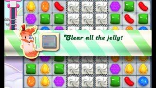 Candy Crush Saga Level 429 walkthrough (no boosters)