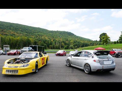 Lime Rock, 9-19-17: 61 second laps in Subaru STi