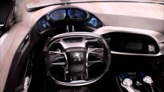 Peugeot SR1 Concept Car 2010  Videos