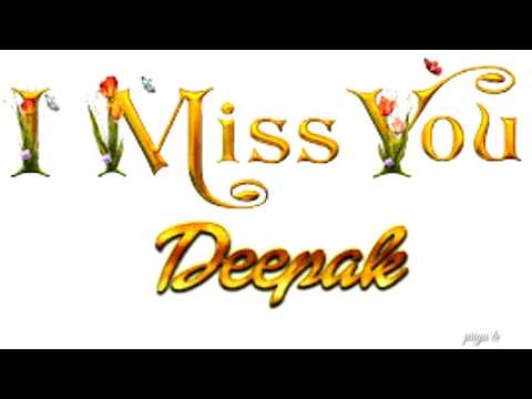 Deepak Love Alphabets Letters Whatsapp Status Video
