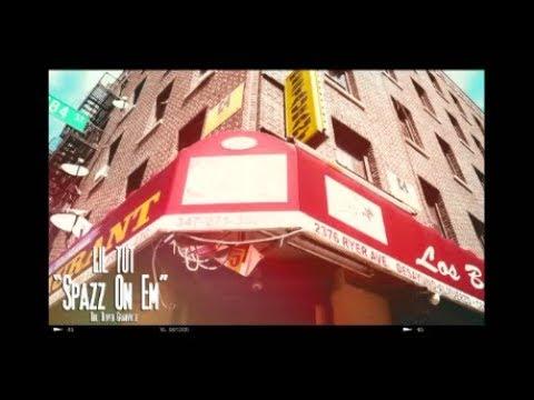 LIL TUT - Spazz On Em (Official Video) Prod. Yamaica