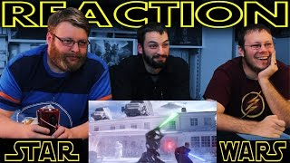 Star Wars: Battle for Christmas Morning Commercial REACTION!! Duracell
