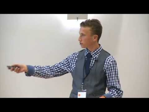 Mending Mathematics Education in America: Ethan Brown at TEDxBushnellPark
