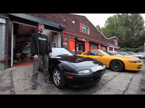 MX-5 Coilovers fitting video from HSD Part 1