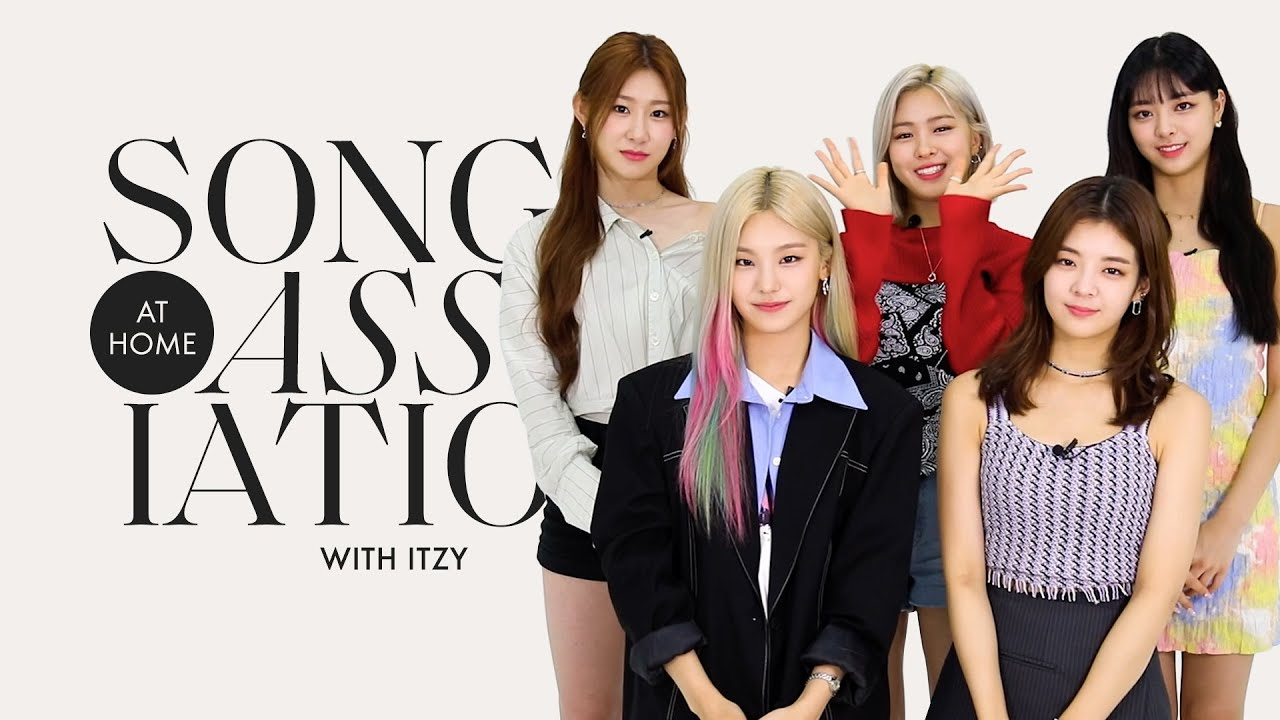 ITZY Sings TWICE, Bruno Mars, and