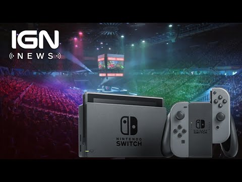 Nintendo Expects Switch To Outsell Wii U's Lifetime Total By Next Year - IGN News