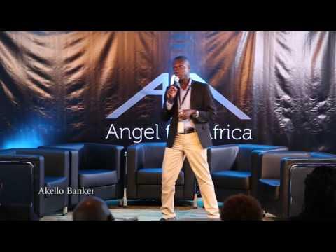 AfA 2016 Nairobi - Business Pitches: Akello Banker