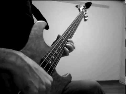 Jazztronik - Samurai bass cover (with improvised solo)