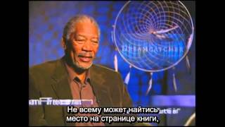 ЛОВЕЦ СНОВ (2003) - интервью с актёрами фильма