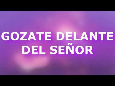 GOZATE DELANTE DEL SEÑOR,HARE UN ALTAR PARA TI GRUPO INSPIRACION (CON LETRA)