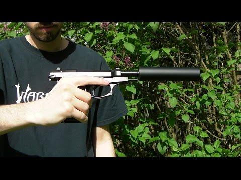 WE M84 Beretta Cheetah Review