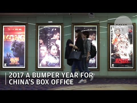 Local blockbusters boost China's box office