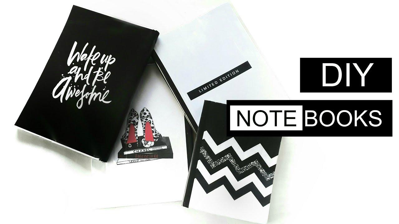 Diy Notebooks Doovi