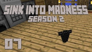 ►EPIC RNG CONTINUES! | Sink Into Madness S2E07 | Modded Minecraft◄ | iJevin