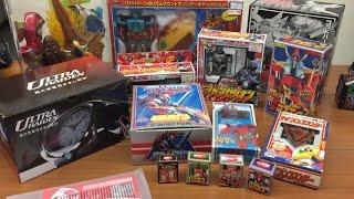横浜に行ってきたので、安藤百福記念館、カップヌードル博物館に行ってきました!のメモ用紙と、シャンゼリオンの玩具、ダンバインの玩具、...