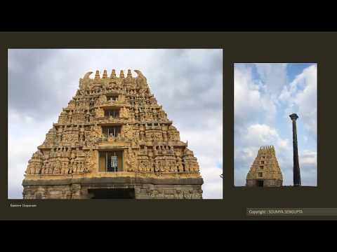 Temple Architecture and Sculpture of HOYSALA and EARLY CHALUKYA DYNASTY , Karnataka