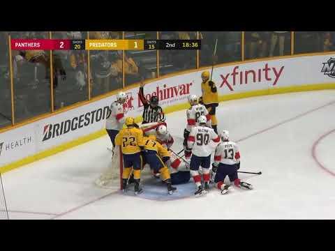 Florida Panthers vs Nashville Predators - January 20, 2018   Game Highlights   NHL 2017/18