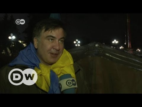 Saakashvili: They've been menacing me for some time | DW English