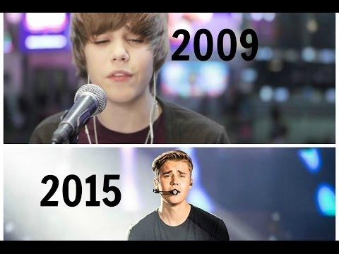 Thumbnail: Justin Bieber's Performances 2009-2015 – The Evolution