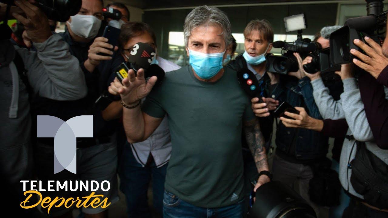 El padre de Messi suelta un bombazo sobre el futuro de Leo en el Barcelona | Telemundo Deportes