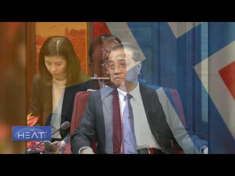 The Heat: China-Norway relations and China's role in a changing Europe Pt 1