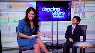Gambar cover Good Morning Texas - Dallas / Fort Worth ABC TV Channel WFAA - Akash Vukoti Interview