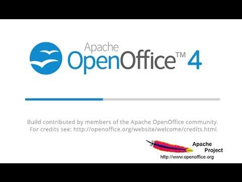 Open Office Calc Tutorial 91 Tableau Croise Dynamique Youtube