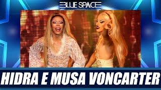 Blue Space Oficial | Reveillon Dos Anjos | Hidra e Musa Voncarter - 31.12.18