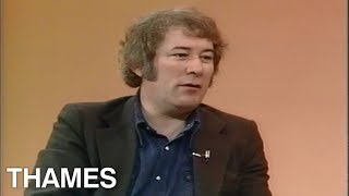 Seamus Heaney interview | Poetry | Afternoon Plus | 1980