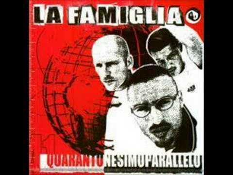 La Famiglia - 41° Parallelo - FULL ALBUM