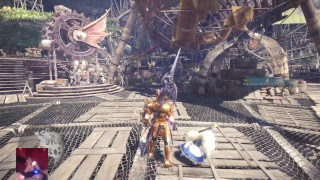 Monster Hunter World Gameplay 79 hr 131 lol Behemoth and other hr 50 quest and 100 hr quest