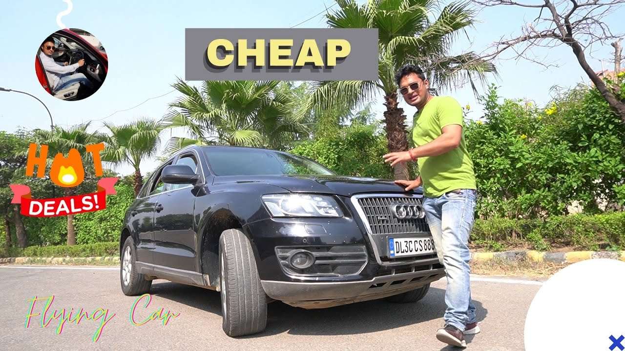 Audi Q5 Second Hand Cheap Price || Pre Owned Audi || Audi