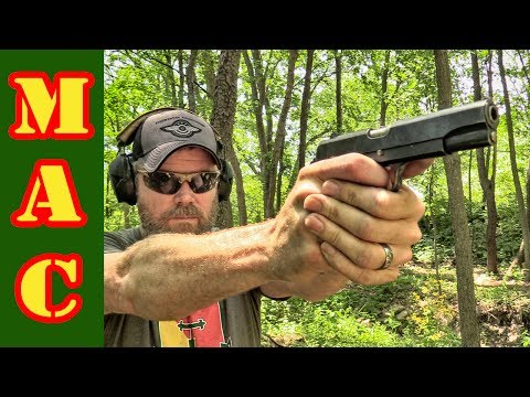 Polish Vis 35 - the best pistol of WWII?